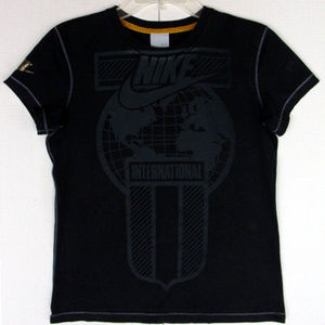 Nike International Athletic T-Shirt Youth M 10 12
